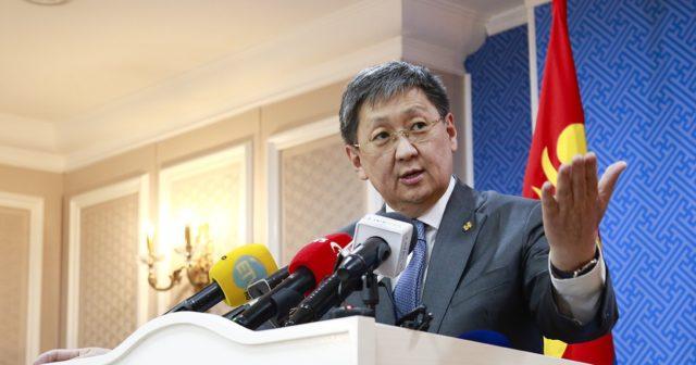 said-Hurelbaatar